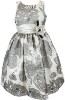 Jayne Copeland Floral-Print A-Line Dress, Toddler (2T-5T) & Little Girls (2-6X)