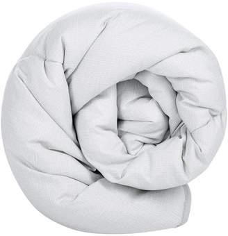Fine Bedding Company The Night Owl Washable Duvet Set - Cloud Grey - Single