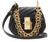 Chloé Drew Bijou Nano leather cross-body bag
