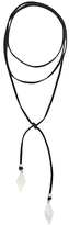 Vanessa Mooney Voltage Diamond Wrap Choker