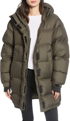 The North Face Vistaview 800 Fill Power Hooded Down Coat
