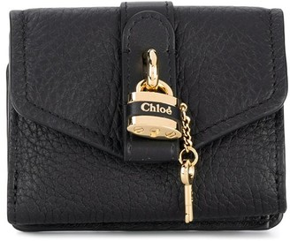 Chloé small Aby wallet