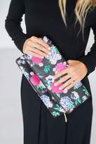 Ampersand Avenue FoldOver Floral Clutch