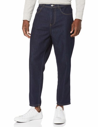 Sisley Men's Trousers Loose Fit Jeans