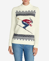 Eddie Bauer Women's Slopeside Sweater