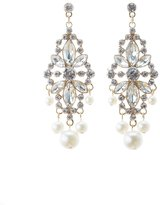 Charlotte Russe Embellished Drop Earrings