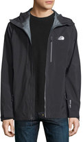 The North Face Dihedral Nylon Shell Jacket, Black
