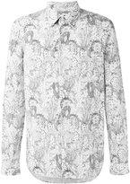 Paul Smith floral print shirt - men - Cotton - M