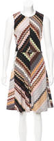 Missoni Patterned Wool Dress