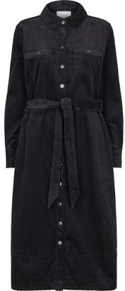 Just Female Harlow Black Dress - Medium