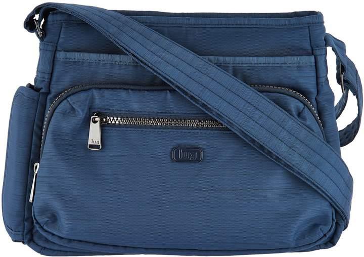 Lug Medium Crossbody Handbag with RFID - Shimmy