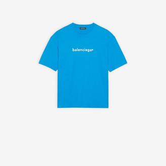 Balenciaga New Copyright Medium Fit T-shirt