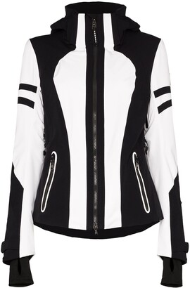 Bogner Dalia-T hooded ski jacket