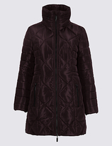 M&S Collection Padded Jacket with StormwearTM