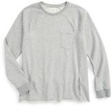 Hudson Boy's Raglan Pullover Sweater
