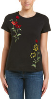 Romeo & Juliet Couture Embroidered T-Shirt