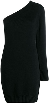 FEDERICA TOSI one shoulder dress