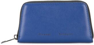 Proenza Schouler Trapeze Zip Compact Wallet