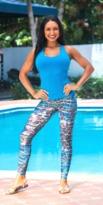 BlueFish Sport - Animal Legging