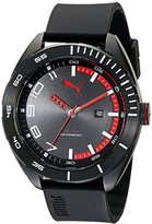 Puma Men's PU103951001 Octane II Analog Display Quartz Black Watch