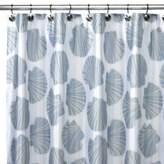Croscill Mosaic Shells Shower Curtain