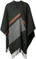 Rag & Bone striped wrap scarf - women - Wool - One Size