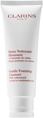 Clarins Gentle Foaming Cleanser with Cottonseed