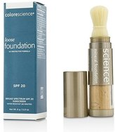 Colorescience Loose Mineral Foundation Brush SPF20 - Tan Natural - 6g/0.21oz