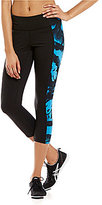 Lucy Power Train Pocket Capri Leggings