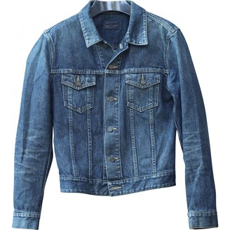 Saint Laurent Blue Denim - Jeans Jackets