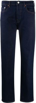 Paul Smith Organic Dark Straight-Leg Jeans