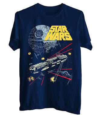 Star Wars BIO Mens Graphic T-Shirt