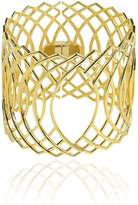 Noir Brass 18kt Linked Bracelet