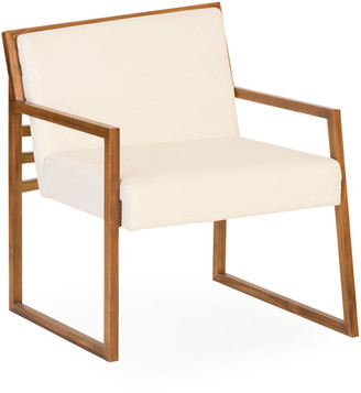 The Phillips Collection Ladder Slant Arm Chair, Left