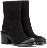 McQ by Alexander McQueen Suede Boots
