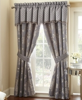 "Waterford CLOSEOUT! Manor House 55"" x 21"" Scalloped Window Valance"
