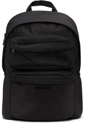 Diesel Black Rodyo Backpack