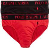 Polo Ralph Lauren Men's 2 Pack Ultra-Soft Cotton Comfort Blend Briefs