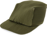Pleats Please By Issey Miyake - pleated cap - women - Polyester - One Size