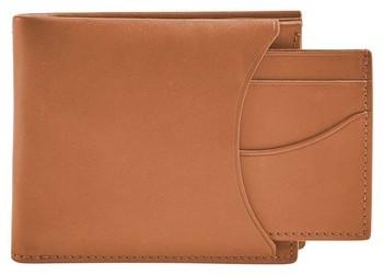 Skagen Men's Leather Passcase Wallet - Brown