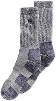 Timberland Men's Boot Socks, Heavy Weight Wool Hiker 2 Pack