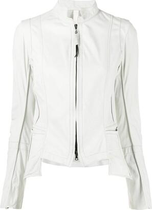Isaac Sellam Experience Zip-Front Jacket