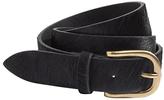 Jigsaw Cali Calf Hair Belt