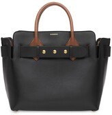 Burberry The Small Leather Triple Stud Belt Bag