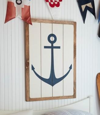 L.L. Bean L.L.Bean Wooden Anchor Sign