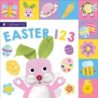 Alphaprints: Easter 123 Mini: Mini Version