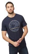 Oneill Navy Logo Print T-shirt