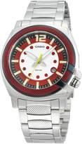 Casio Men's Core MTP1317D-4AV Stainless-Steel Quartz Watch
