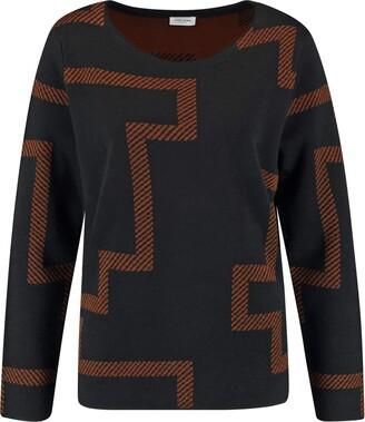 Gerry Weber Women's Pullover 1/1 Arm_471017 Sweater
