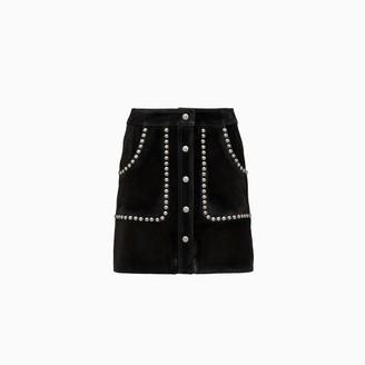Golden Goose Artemide Skirt Gwp00187.p000154
